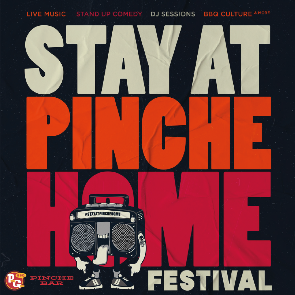stay at pinche home pinche gringo
